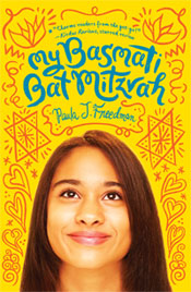 My Basmati Bat Mitzvah is now available in paperback